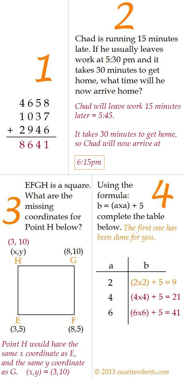 Answers for 06 12 13