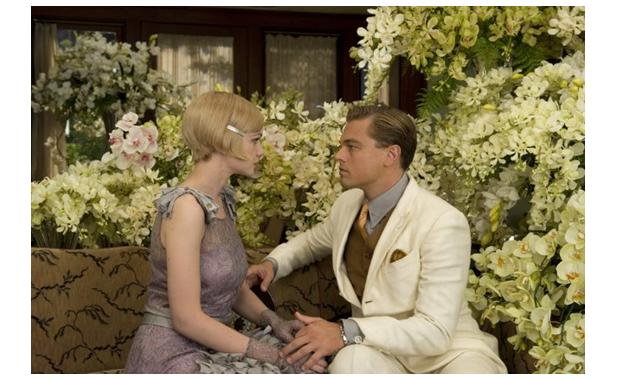 The great gatsby - the movie