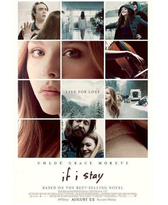 Suzetteroberts - off to the movies - if i stay