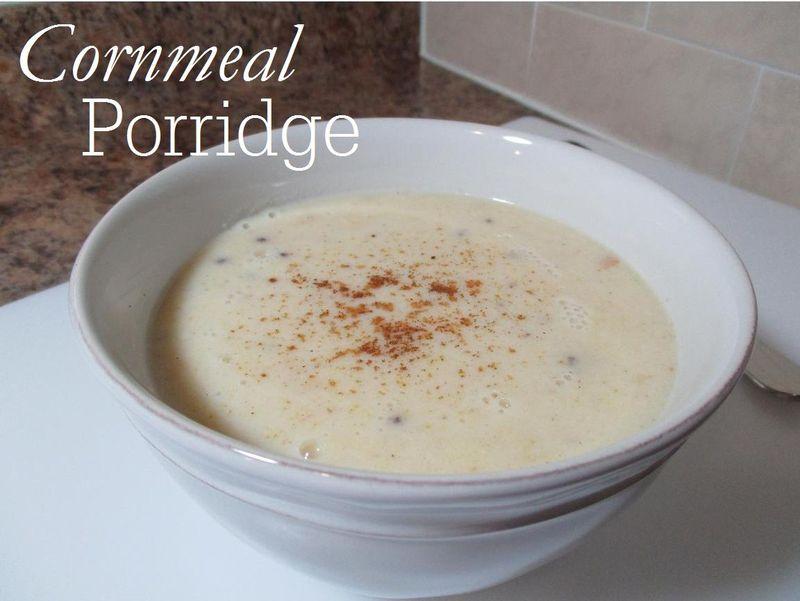Suzetteroberts - cornmeal porridge - 09 24 15