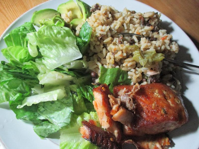 Suzetteroberts - jamaican rice and peas - 12 09 15