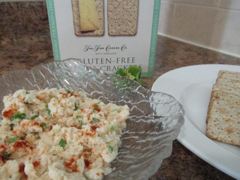 Suzetteroberts - crab and pepper salad - 12 01 16 (1)