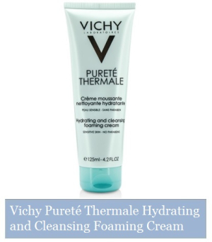 Vichy Pureté Thermale Hydrating and Cleansing Foaming Cream