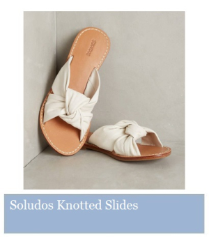 Soludos Knotted Slides
