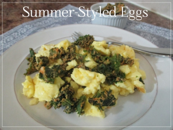 Suzetteroberts - summer favourites - summer-styled eggs