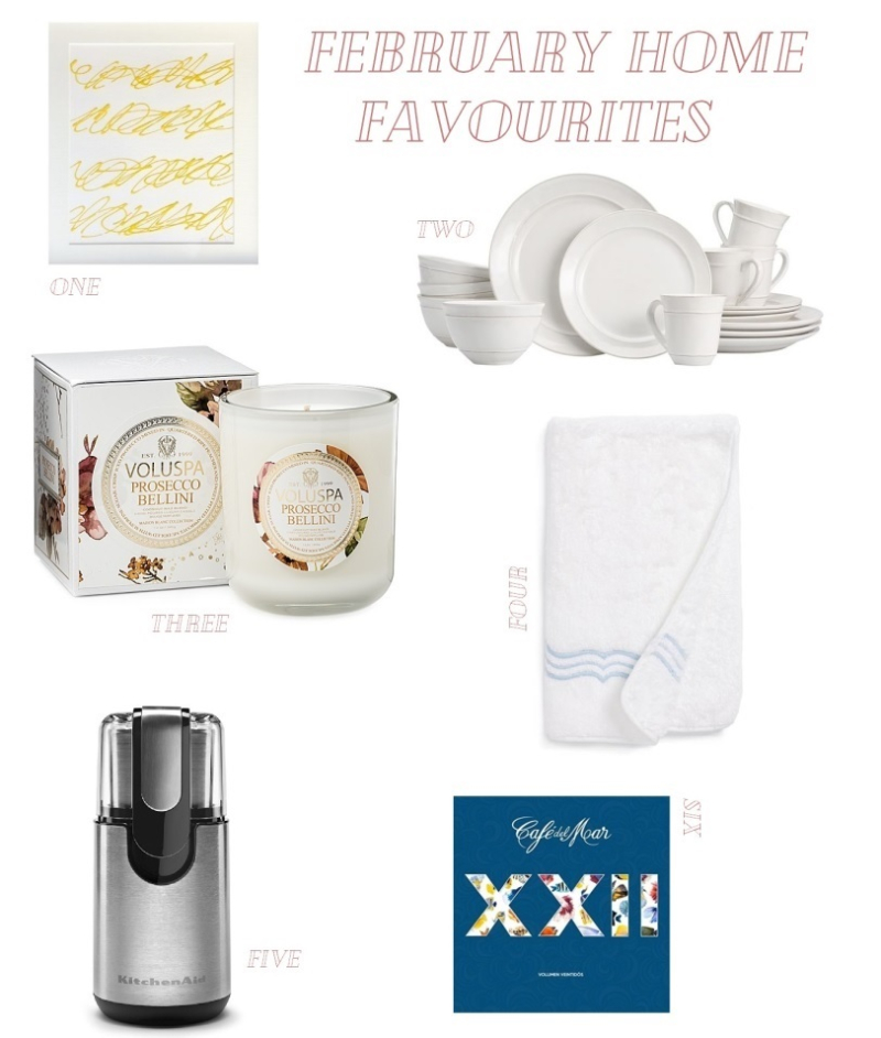 Suzetteroberts - february home favourites 02 2018
