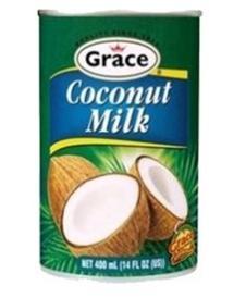 GRACE FOODS - COCONUT MILK