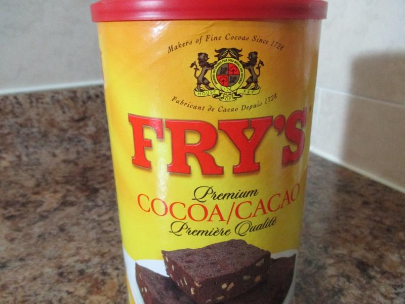 Suzetteroberts - chocolate coconut gelato - fry's cocoa