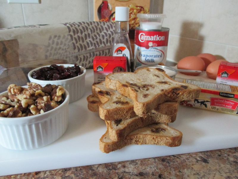 Suzetteroberts - gluten free fruit and nut bread pudding - 10 13 16 (2)
