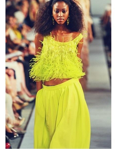 Suzetteroberts - fabric and fashion - chartreuse - dec 2016