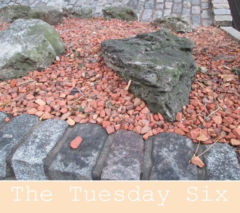 Suzetteroberts - the tuesday six - 01 24 17