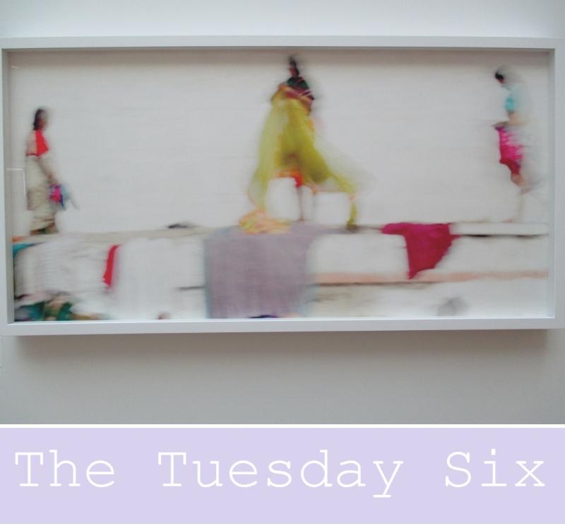 Suzetteroberts - the tuesday six - 04 18 17