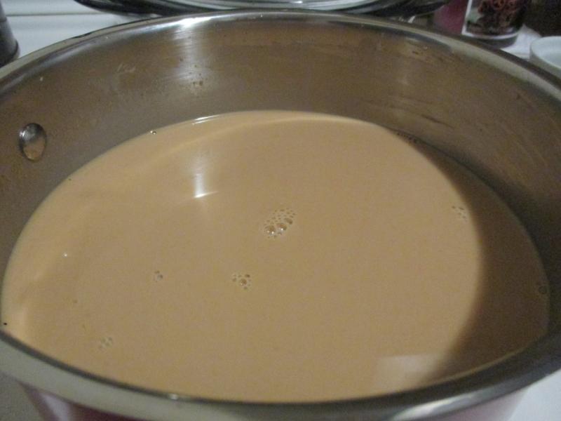 Suzetteroberts - red rose orange pekoe milk tea ice cream - 05 08 17 (5)
