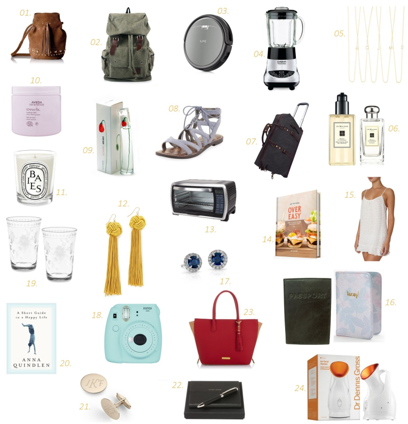 Suzetteroberts - gifts for grads - 2017