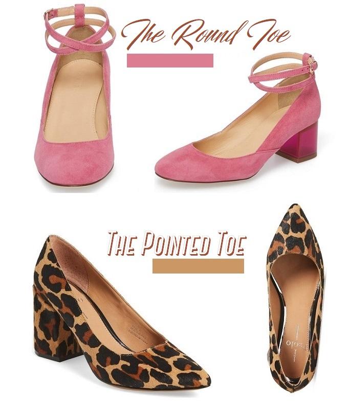 Suzetteroberts - round toe versus pointed toe - jan 2018