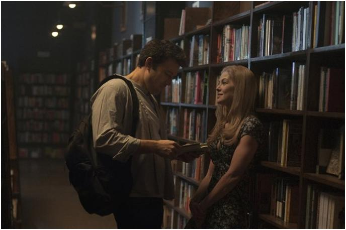 Suzetteroberts - off to the movies - gone girl