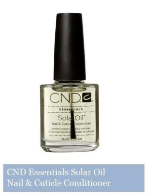 CND Essentials Solar Oil