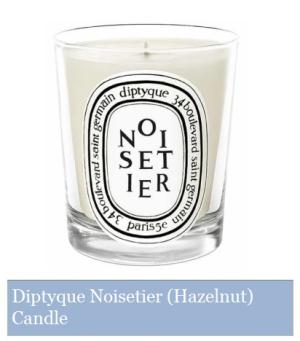 Diptyque - Noisetier (Hazelnut) Candle