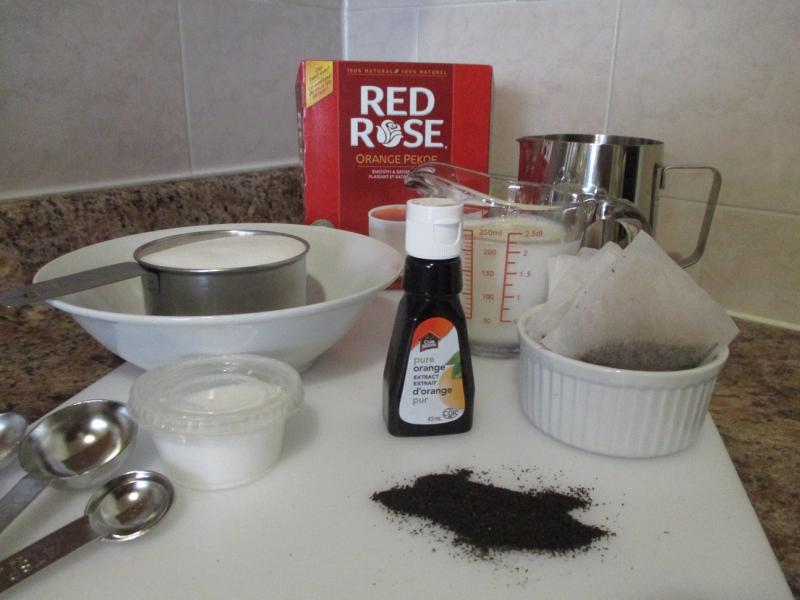 Suzetteroberts - red rose orange pekoe milk tea ice cream - 05 08 17 (3)
