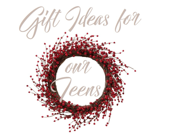 Suzetteroberts - gift ideas for our teens - 12 07 17