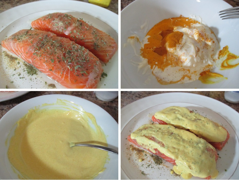 Suzetteroberts - curry mustard grilled salmon (3 - 6)