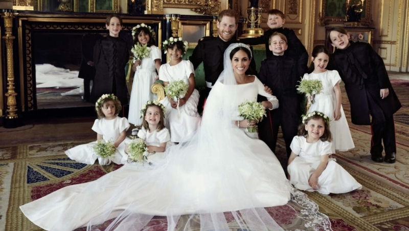 Suzetteroberts - harry and meghan - the royal wedding - may 19 2018 (4)