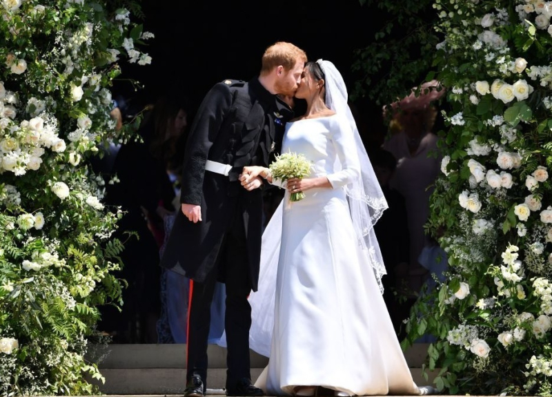 Suzetteroberts - harry and meghan - the royal wedding - may 19 2018 (2)
