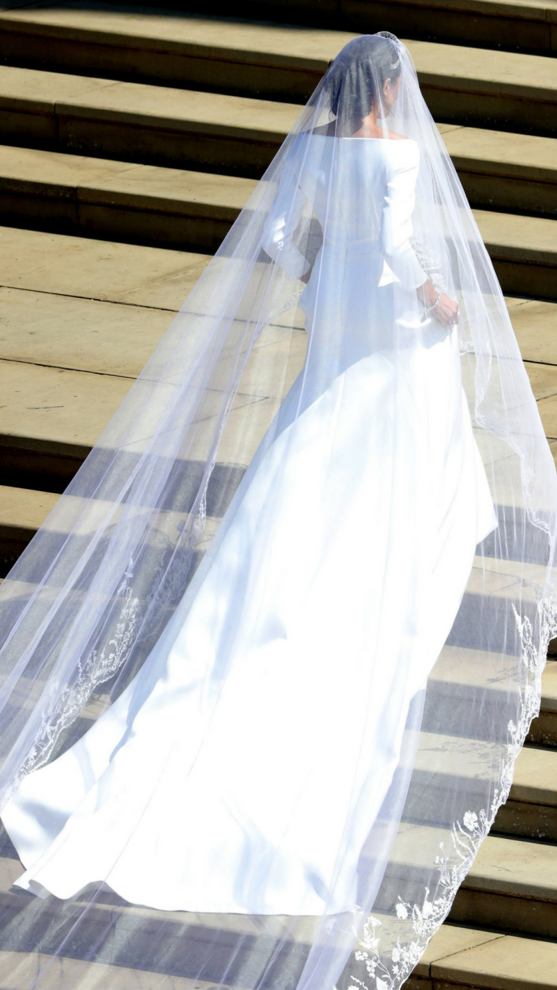 Suzetteroberts - harry and meghan - the royal wedding - may 19 2018 - the commonwealth veil