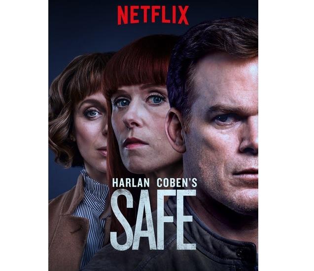 Suzetteroberts - scenes - 08 10 18 - safe (netflix series  2018)