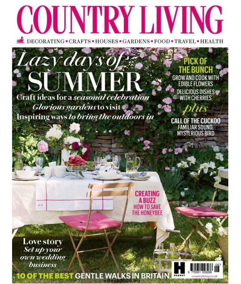Suzetteroberts - magazine moments - august 2018 - country living