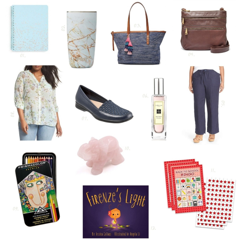 Suzetteroberts - fashion - back to school staples - august 2018