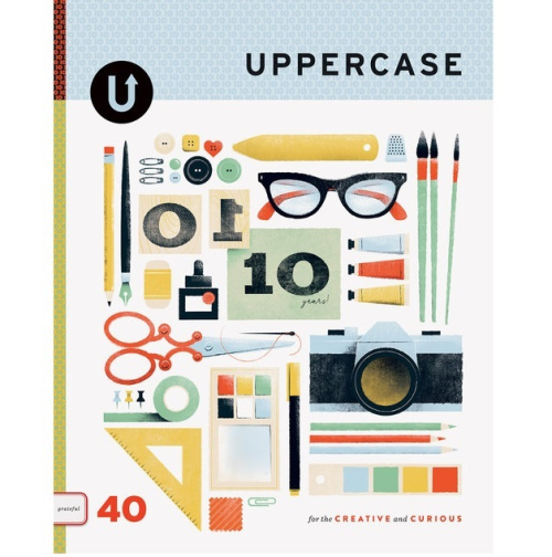 Suzetteroberts - magazine moments - 02 2019 - uppercase magazine