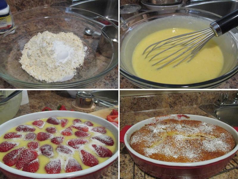 Suzetteroberts - scenes - 08 10 18 - strawberry cake making days