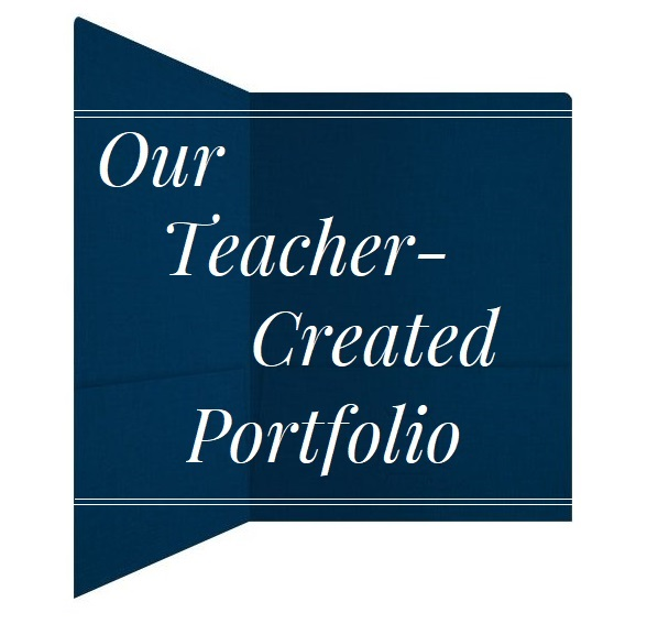 Suzetteroberts - classroom connections - teacher-created portfolio - 09 2018