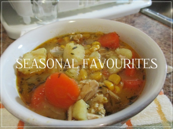 Suzetteroberts - seasonal favourites - chicken soup