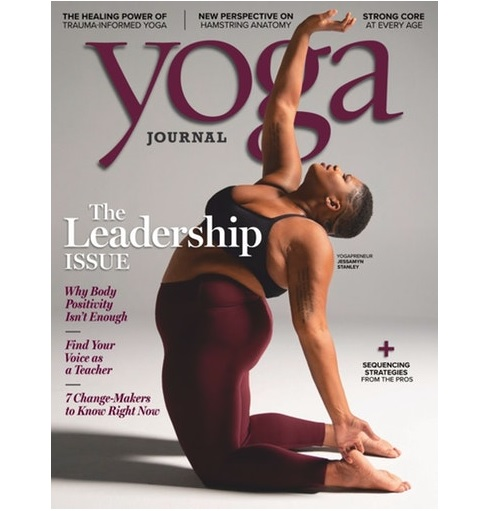 Suzetteroberts - magazine moments - 02 2019 - yoga journal