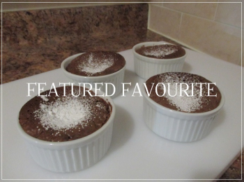 Suzetteroberts - featured favourite - chocolate lava pots
