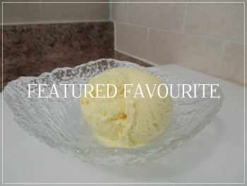 Suzetteroberts - featured favourite - lemon cream ice cream