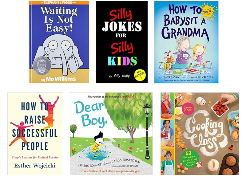 Suzetteroberts - classroom connections - 04 2019 - children's books