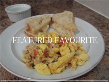 Suzetteroberts - featured favourite - ackee and salted codfish