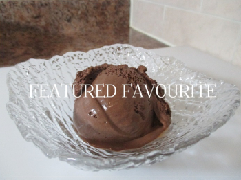 Suzetteroberts - featured favourite - dark deviled chocolate fudge ice cream