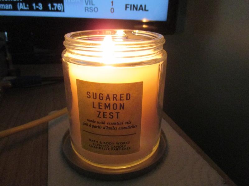 Suzetteroberts - scenes - 05 2019 - sugared lemon zest from Jan
