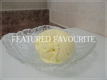 Suzetteroberts - featured favourite - lemon cream ice cream