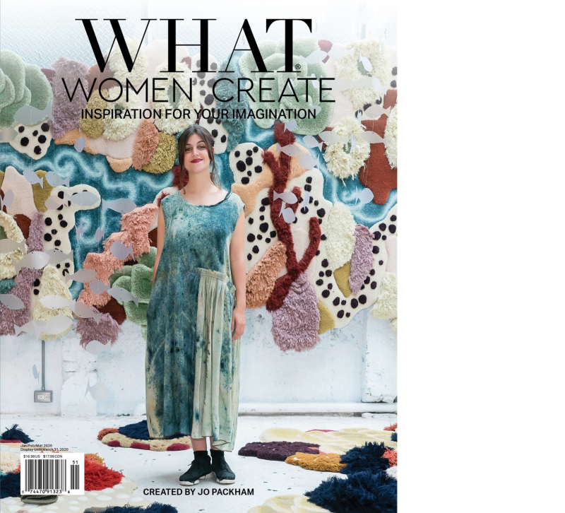 Suzetteroberts - art - 01 2020 - what women create - mag
