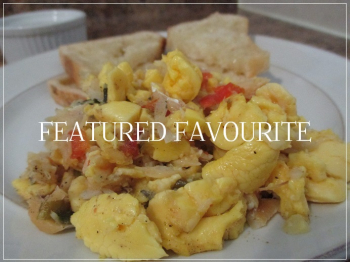 Suzetteroberts - featured favourite - ackee and salted codfish (jamaica  west indies)