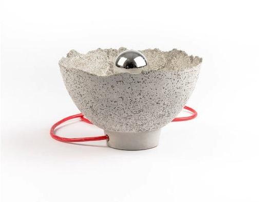 Suzetteroberts - art and design - 11 2020 - ayê pendant lamp