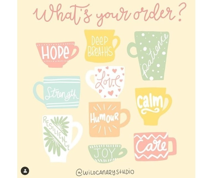 Suzetteroberts - art and design - 11 2020 - what's your order - wild canary studio