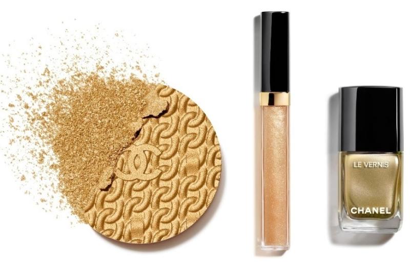 Suzetteroberts - beauty and fashion - 11 2020 - holiday metallics  five ways - eyes  lips and nails