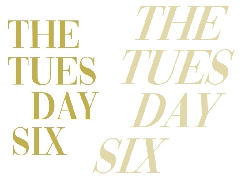 Suzetteroberts - home - 03 2021 - the tuesday six  plus