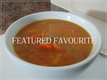Suzetteroberts - featured favourite - pumpkin beef soup